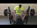 120 kg am Montag diese Woche geschafft läuft doch das ganze 🤙🏽🤙🏽 bodybuilding fitness