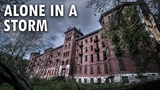 ABANDONED SANATORIUM IN A STORM Jackson Castle on the Hill Granola Was Invented Here!