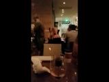 Tyler Hoechlin and Kate Bosworth on Jen Sulkess snachat