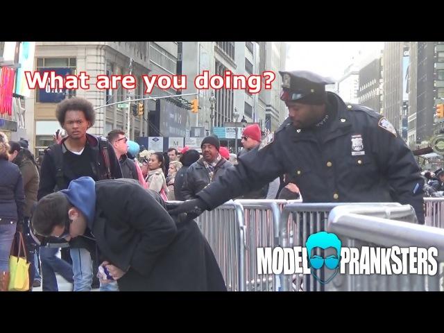 Coby Persin Jerking Off In Front Of Cops Prank