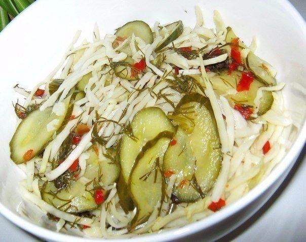 Вкуснейший салат. Сохраните рецептик!