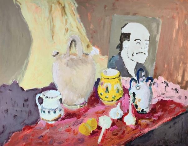 Московский художник  Якут