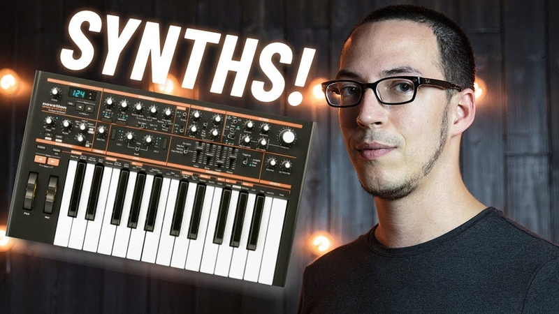 Mixing metalcore synths w/ Joey Sturgis - tutorial