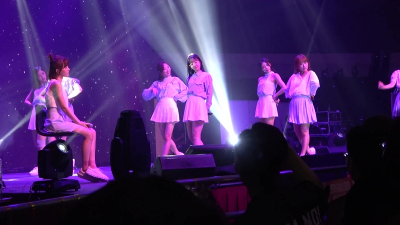 180616 ღ Lovelyz - Candy Jelly Love ღ Fanmeeting in Hongkong