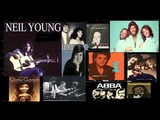 ABBA, Neil Young, Bee Gees, Carpenters, Lobo, Queen, Gloria Gaynor - Best Classic Music Collection