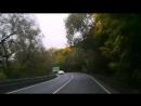 Осенняя красота по дороге в Новогорск