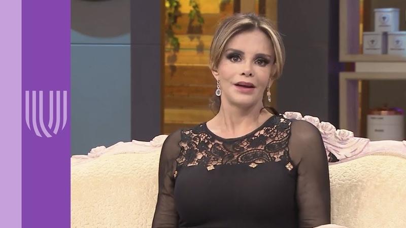 Lucía Méndez, ¿con problemas de pareja por culpa del éxito? | Netas Divinas | Canal U