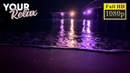 Расслабляющий Шум Ночного Моря Со Звуками Ветра. 10 Часов Глубокого Сна и Релакса.