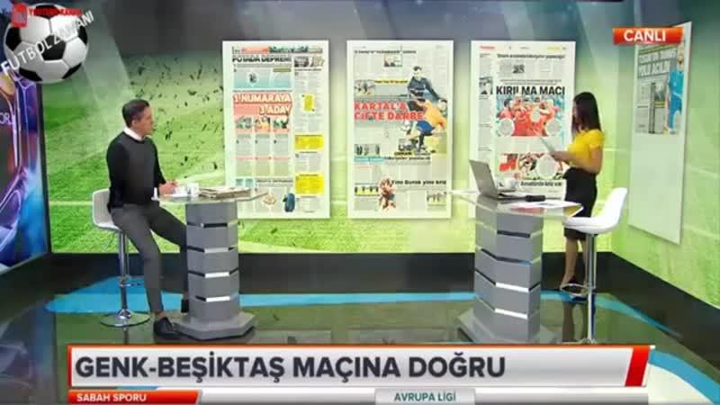 Beşiktaştan Cenk Tosun bombası! Sabah Sporu 6 Kasım 2018