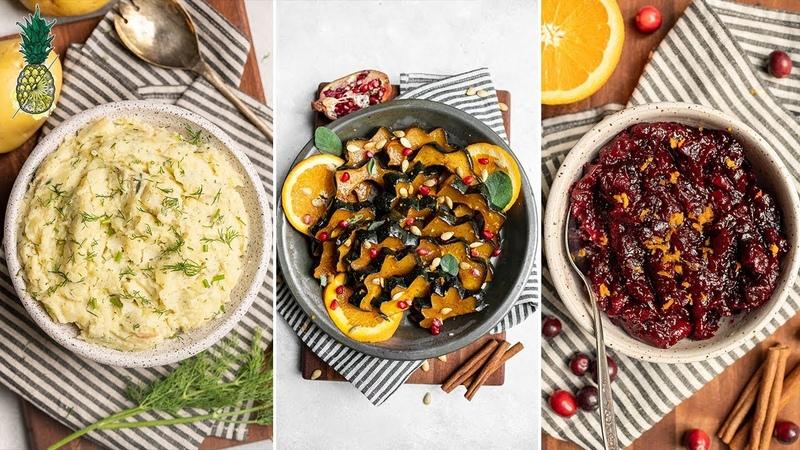5-Ingredient Thanksgiving Sides (Vegan)