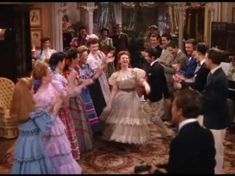 Skip To My Lou - Judy Garland (Meet Me In St Louis)