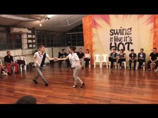 Swing It Like It's Hot 2018 Strictly Open Final Philipp Wolff & Ekaterina Egorova