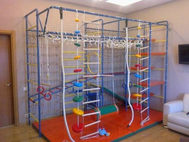 спортивный уголок в детской комнате купить в минске