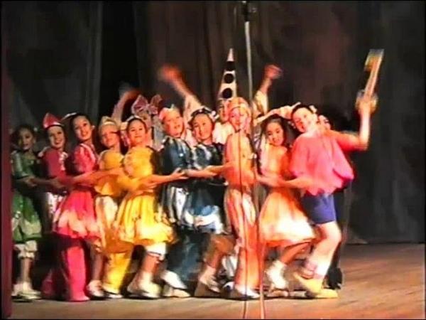 Таберик: Сценка Буратино (НГ 2001-2002)