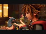 Kingdom Hearts III – Трейлер «Финальная битва»