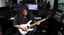 Michael Romeo - Fear The Unknown solo playthrough