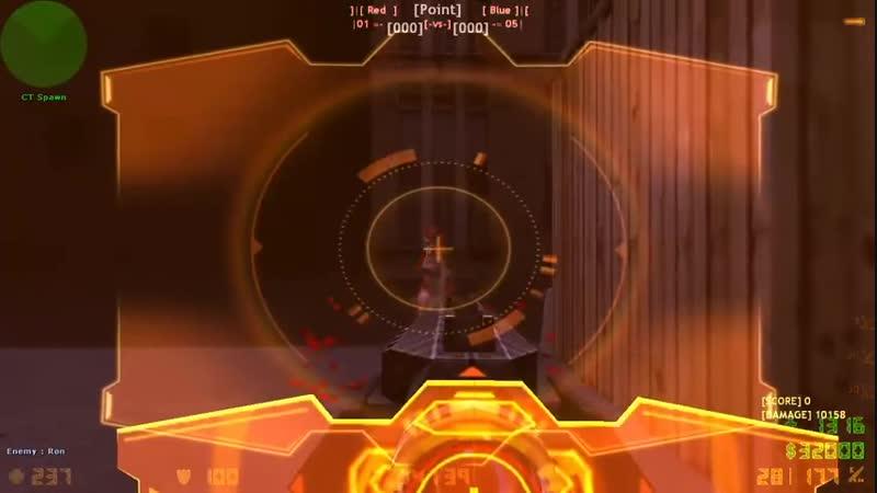 CSO Hunter Killer X-15 | AMXX CS 1.6 by NST Ed-Cyti