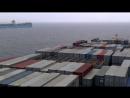 Вот так проходит работа и жизнь на контейнеровозе Компании MAERSK LINE