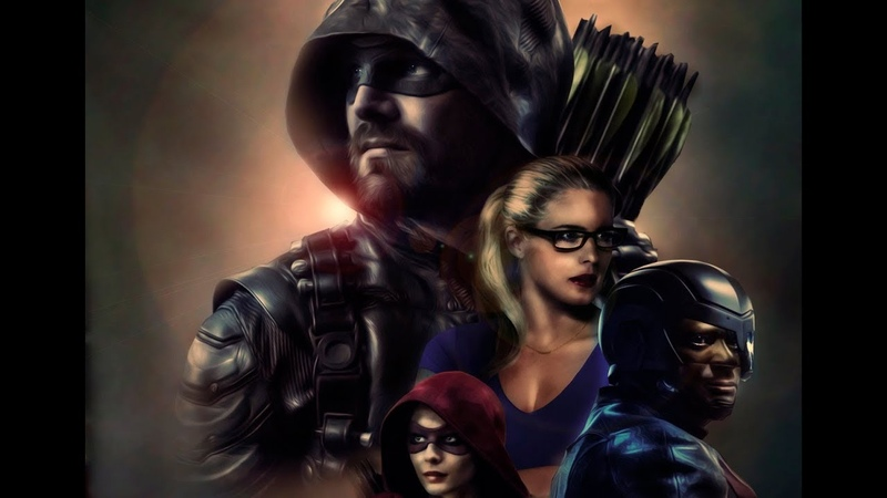 Arrow ➵ Oliver Is Back To Basics ➵ Hinder - Better Than Me