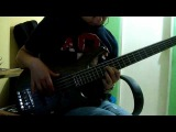 Dark Tranquillity - Lethe (Bass Cover)