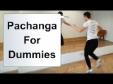 Pachanga Basics  Salsa Footwork Lesson #5
