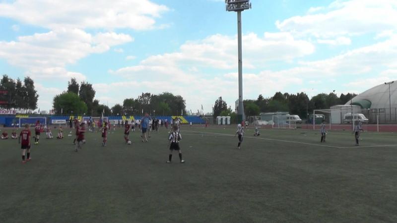 ГРУППОВОЙ ЭТАП : 3 ТУР: ПАРТИЗАН/ЦСКА - ФКДМИТРОВ СЧЕТ: 2 - 0