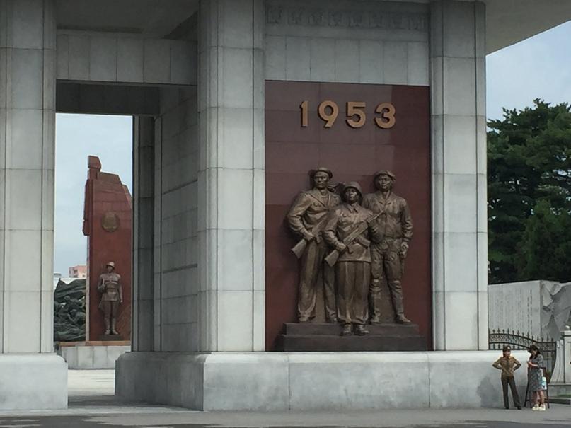 Вход в музей Отечественной войны