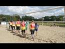 Вологда Live - 19 июня 2018 - Соревнования по парковому волейболу