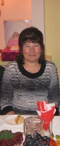 Мусина Кадрия (Нафикова)