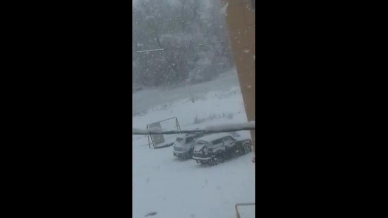 😎скучаю зимой и снега 😉😉