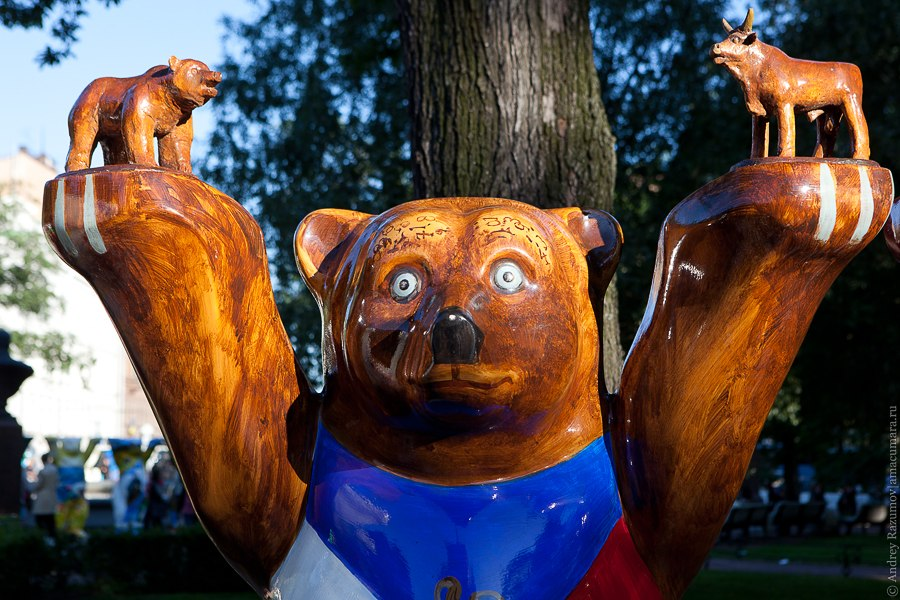 United Buddy Bears 143 медведя