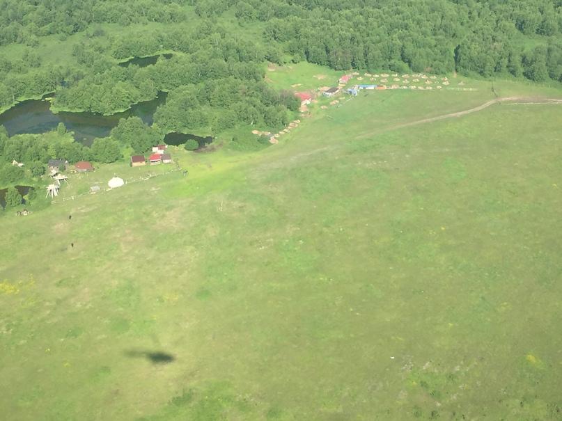Вертолетная экскурсия. Кайнырын с высоты птичьего полета
