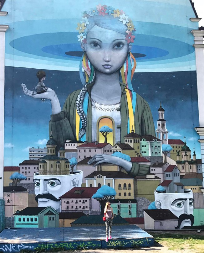 Pauline Bogdashich | Минск