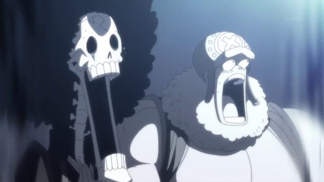 One Piece / Ван Пис - 862 серия - Русские субтитры