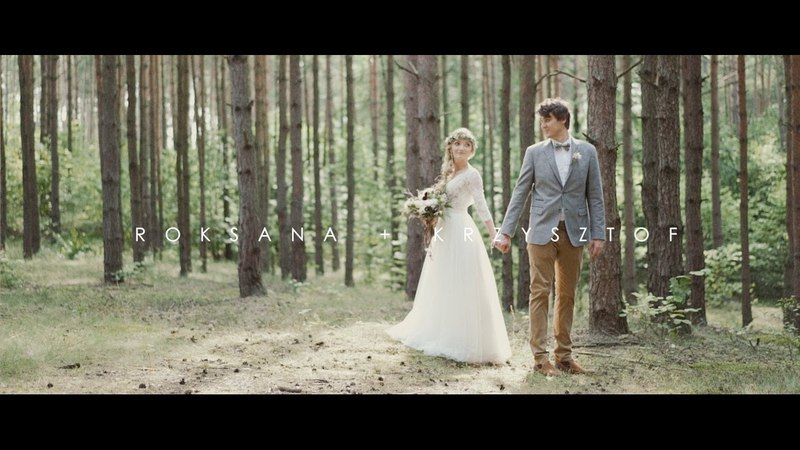 ROKSANA KRZYSZTOF BOHO WEDDING