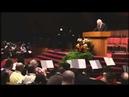 Пасторская конференция 2007 GS1 Джон МакАртур Суверенное избрание Израиля и эсхатология