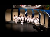 Corala Armonia din Constanta la World Choir Games, Cincinnati, Ohio, SUA, 2012