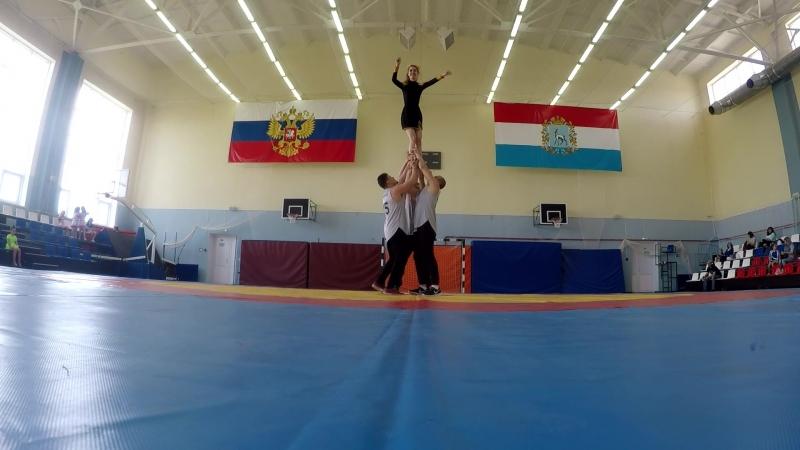 Beat MoveВзрослыеОткрытые сельские спортивные игры г. Кинель-черкассы (2018)