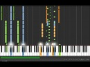 Woodkid - Iron Assassins Creed Revelations trailer theme on piano. How to play MIDI.