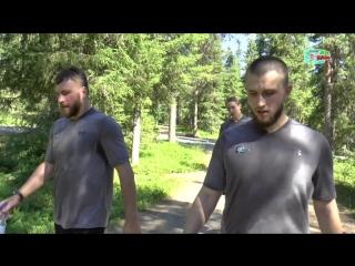 Станислав Галиев бережет голы до начала игр, а Александр Бурмистров уже ждет новый кросс на 10 км
