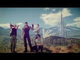 Стрим по Final Fantasy XV на PC! - Прохождение #3