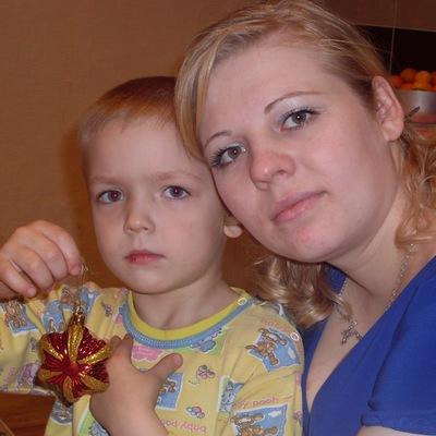 Надежда Кривенко, 20 февраля 1986, Новосибирск, id124416048