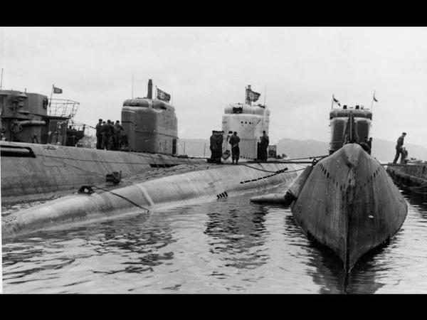 Субмарины третьего рейха. Волчьи стаи –подлодки, которые держали в страхе всю Атлантику 13.04.2017