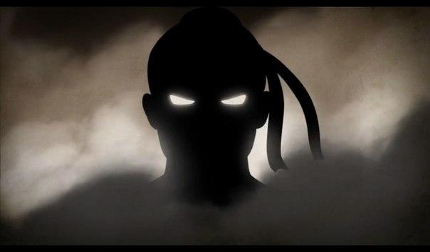 акела бой с тенью вылетает: