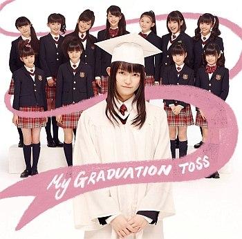 Sakura Gakuin - My Graduation Toss  QUPrFOkntck