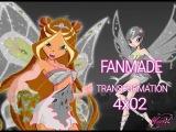 Winx Club - 4x02 Enchantix Transformation Fanmade (Telugu/తెలుగు)