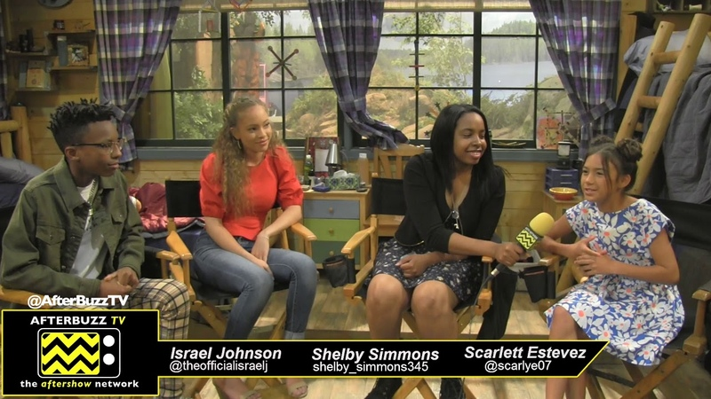 Disney Channel's Bunk'd New Cast Members Talk About Season 4 and Play Would You Rather