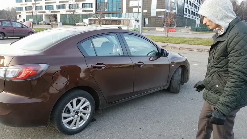 Mazda 3 II го поколения bl рестайлинг