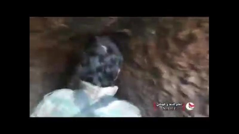 Συριακός στρατός ανακαλύπτει τούνελ των ισλαμιστών στη Σουέιντα