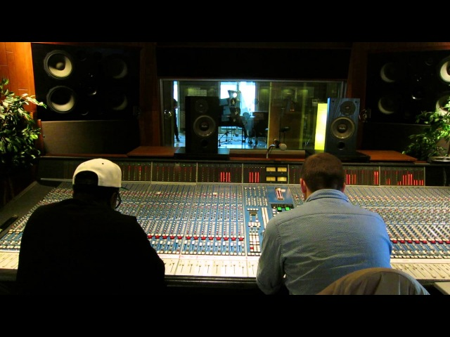 WILDE x CONVERSE RUBBER TRACKS - 'Oh You' Studio Sessions Pt. 4 @ Hansa Tonstudio, Berlin